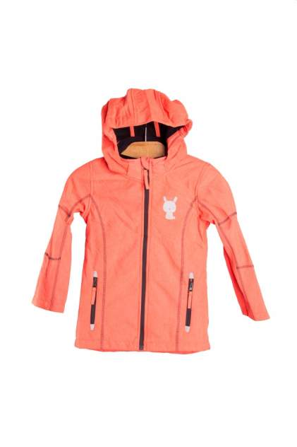 Куртка для девочек KIKI&KOKO RJ-168 оранжевый р.98