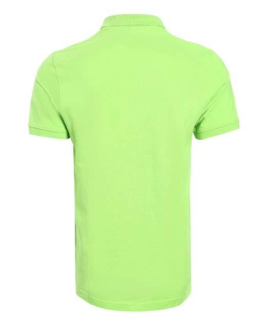 Футболка-поло KARIBAN M15, зеленый