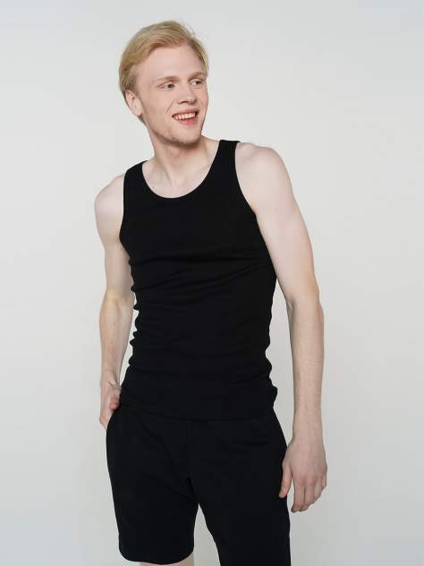 Майка ТВОЕ 65302, черный