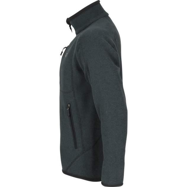 Толстовка Сплав Craft Polartec Woven Inspired, черный, 48/170-176 RU