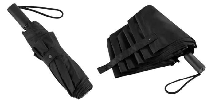 Зонт складной унисекс автоматический Xiaomi 10908 Черный