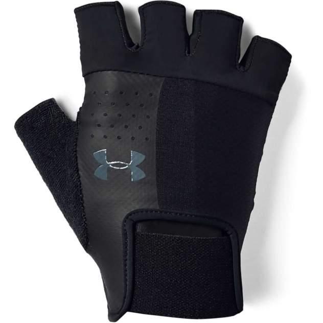 Мужские перчатки Under Armour Training, черный, серый