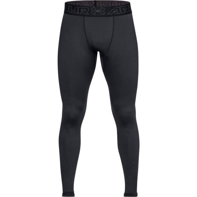 Тайтсы Under Armour ColdGear Legging, 001 черные, XS
