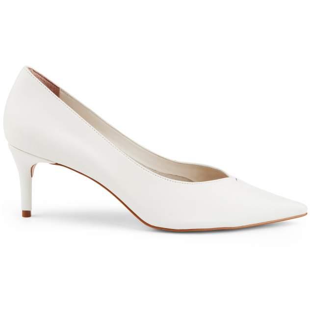 Туфли женские Ekonika EN2160-01-20L, белый