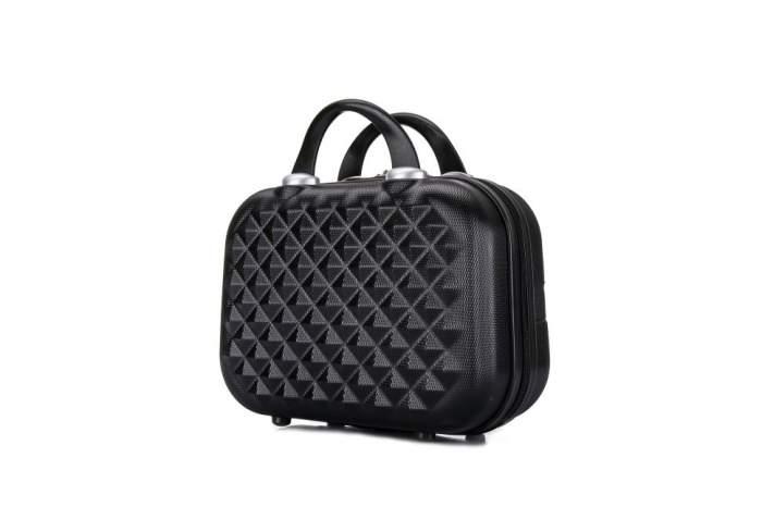 Бьюти-кейс для косметики женский L'Case 57030030 черный