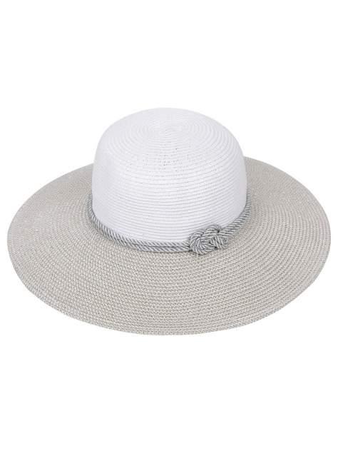 Шляпа женская летняя 41, Fabretti белая