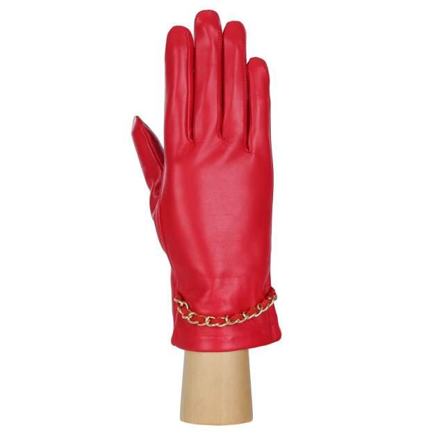 Перчатки женские FABRETTI 15.35-7 красные 7.5