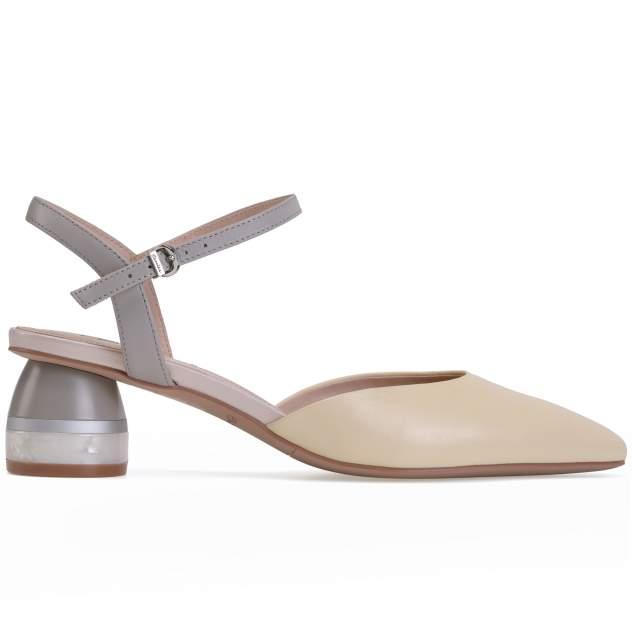 Туфли женские Ekonika EN1842-08-20L, желтый