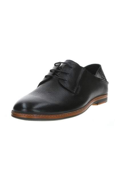 Туфли мужские Barcelo Biagi S1718BN-3 черные 44 RU