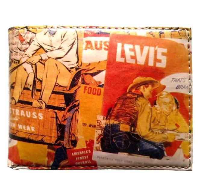 Портмоне LEVIS 31LV1386 Bifold