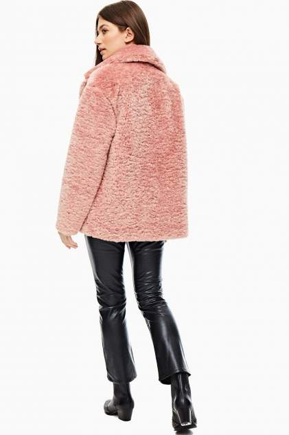 Полушубок женский Trussardi Jeans 56S00540-1T004239.P073 розовый 40 IT