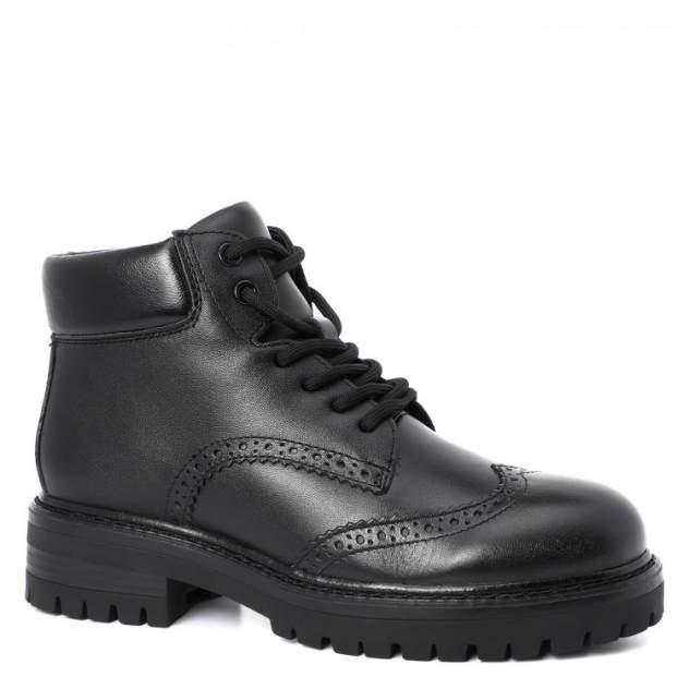 Ботинки женские Abricot 892-12_К, черный
