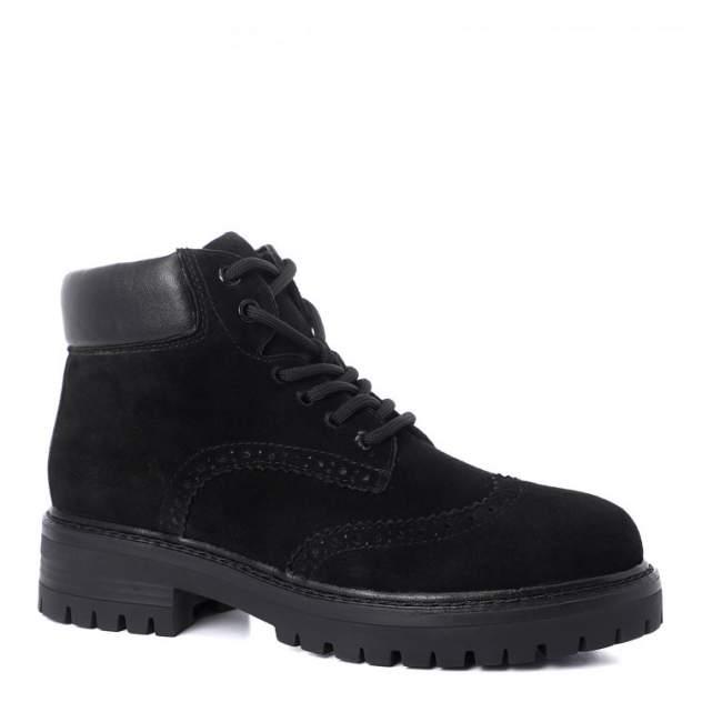 Ботинки женские Abricot 892-12_З, черный