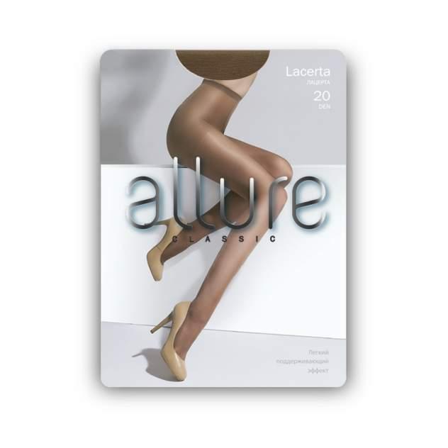 Колготки женские ALLURE ALL LACERTA 20 легкий загар 4 (L)