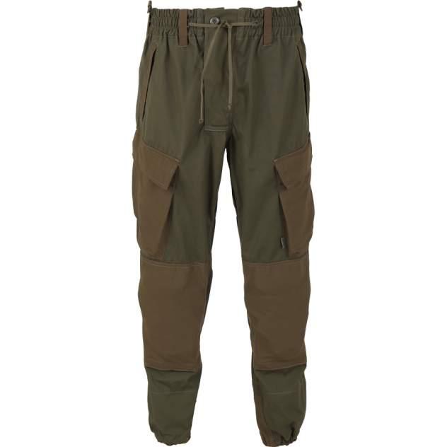 Спортивные брюки Сплав -6, зеленый