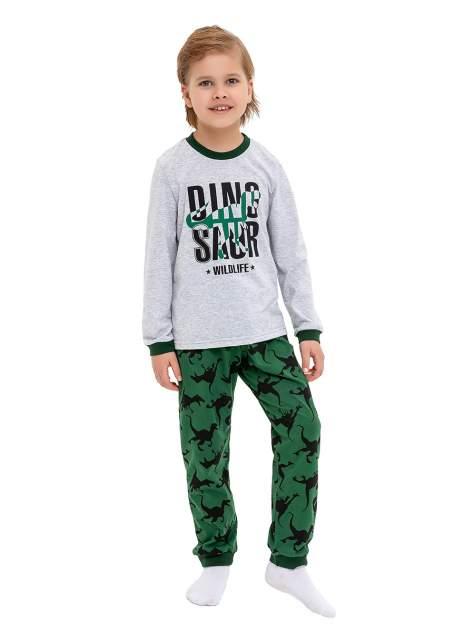 Пижама детская Веселый малыш, цв. разноцветный р.116