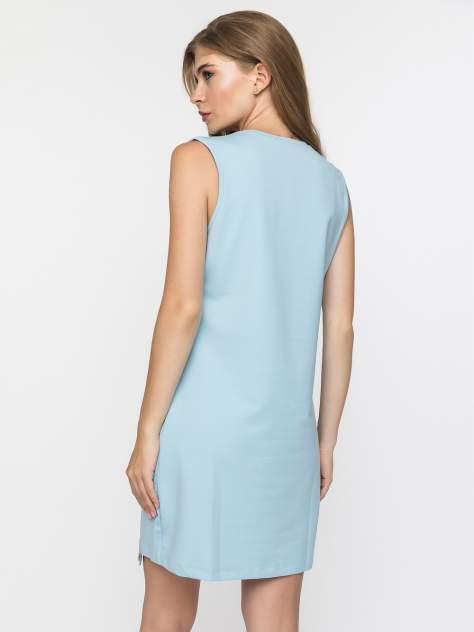 Женское платье DAIROS GD69300624, голубой