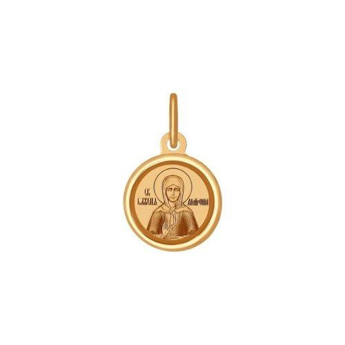Иконка «Св. блаженная Матрона Московская» SOKOLOV 103997