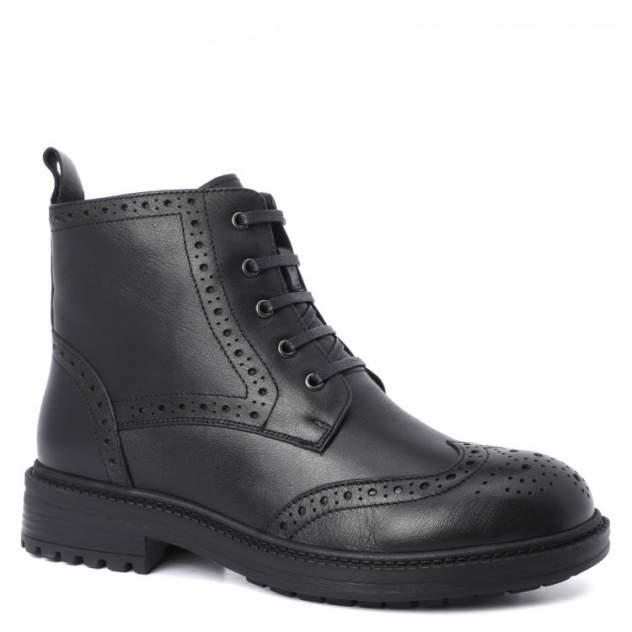 Ботинки женские Abricot YAW-017, черный