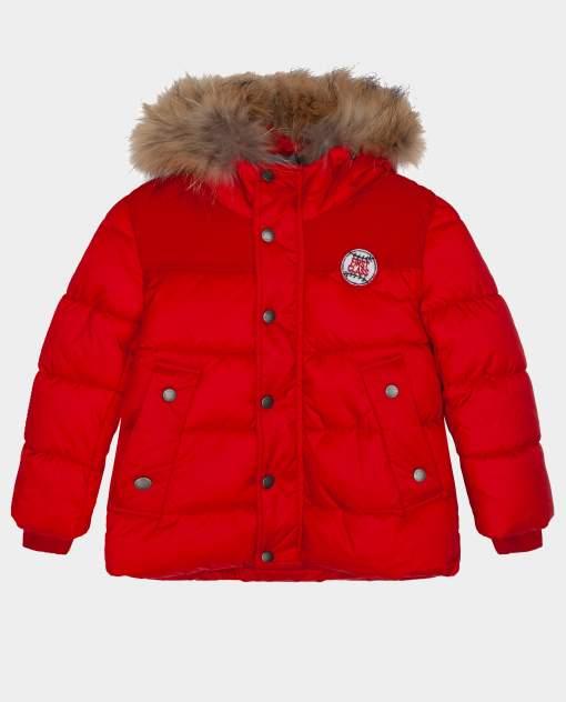 Куртка детская Gulliver, цв. красный