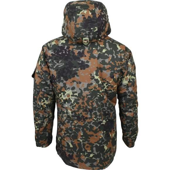 Куртка SAS с подстежкой Primaloft flecktarn 56-58/176