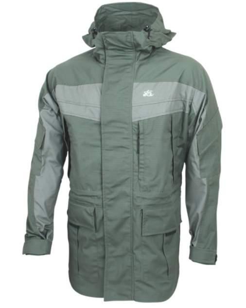 "Куртка летняя ""Forester"" olive grey 54/182-188"