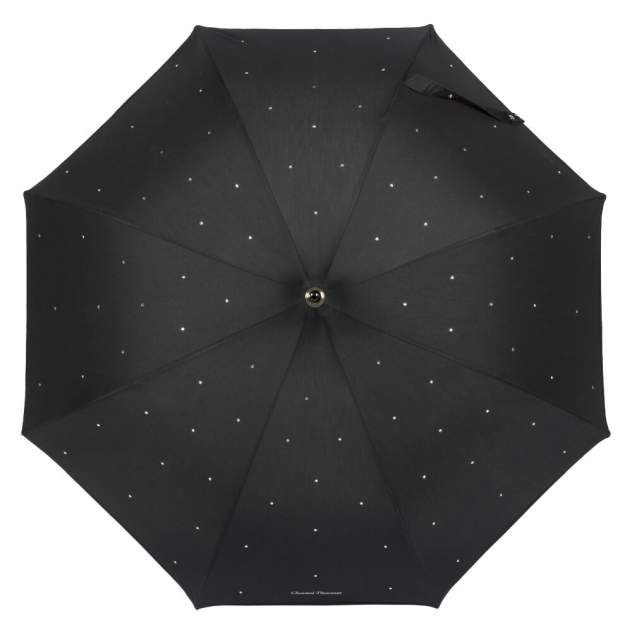 Зонт-трость женский механический Chantal Thomass 28-LA черный