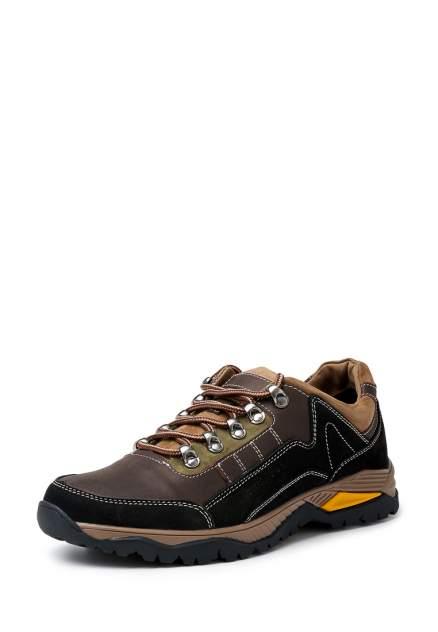 Кроссовки мужские Alessio Nesca 108526, коричневый