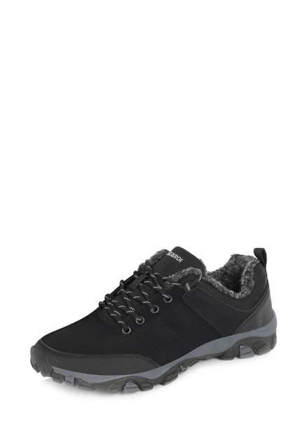Кроссовки мужские T.Taccardi K1715-21 черные 43 RU