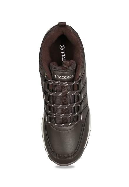 Кроссовки мужские T.Taccardi K1702-43A коричневые 42 RU