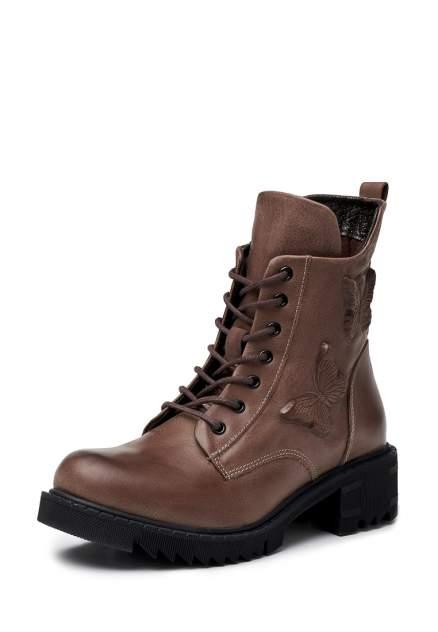 Ботинки женские Pierre Cardin TR-MN-22-2020 коричневые 38 RU
