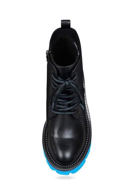 Ботинки женские T.Taccardi YYQ20W-78A черные 36 RU
