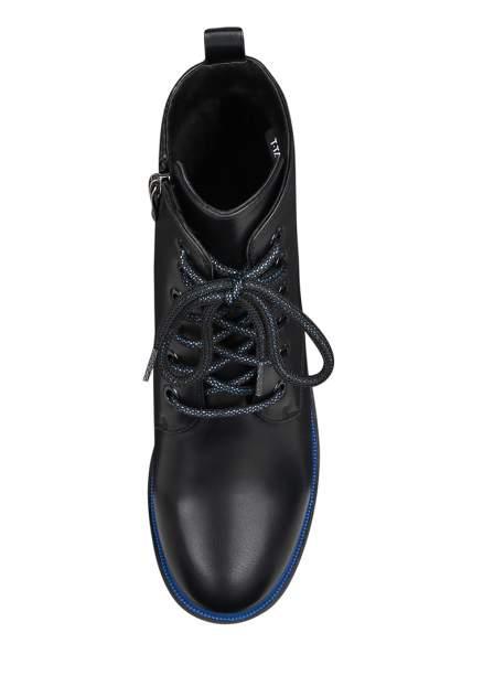 Ботинки женские T.Taccardi YYQ20W-70 черные 37 RU