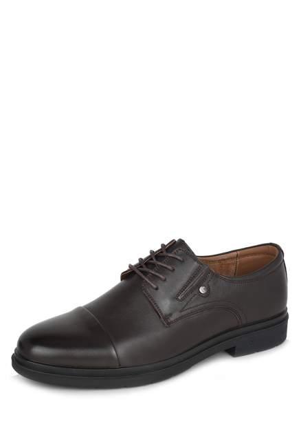 Туфли мужские Kari MYZ20AW-296A коричневые 43 RU