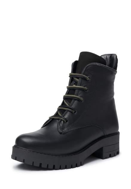 Ботинки женские Pierre Cardin TR-MN-67-004 черные 37 RU