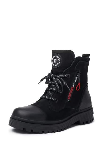 Ботинки женские Pierre Cardin TR-MN-269-2020 черные 36 RU