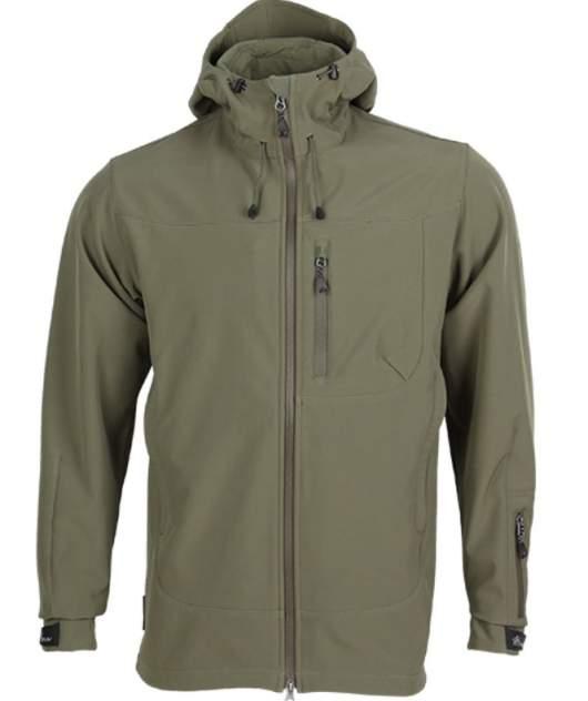 Куртка Action SoftShell олива 52/170-176