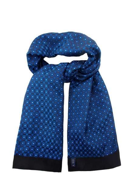 Шарф мужской De Vitto 600611 синий