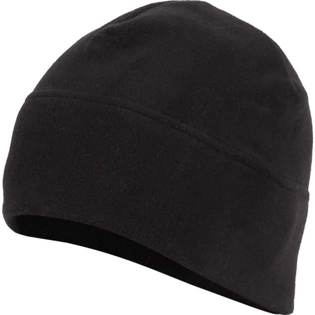 Шапка Кречет флис черная 56-58