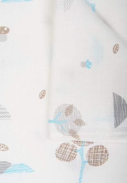 Пеленка Сонный гномик муслин деревья