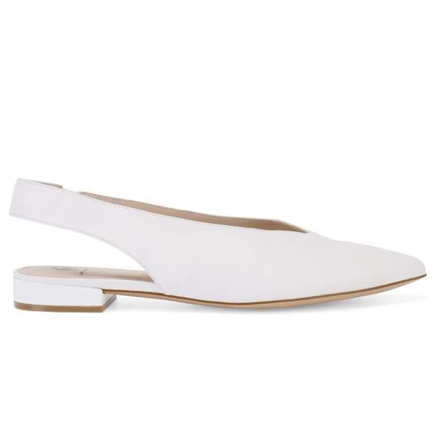 Туфли женские Ekonika EN1160-05-20L, белый