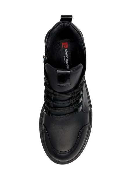 Ботинки женские Pierre Cardin TR-MN-318 черные 39 RU