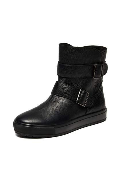 Ботинки женские Ralf Ringer 991233 черные 39 RU