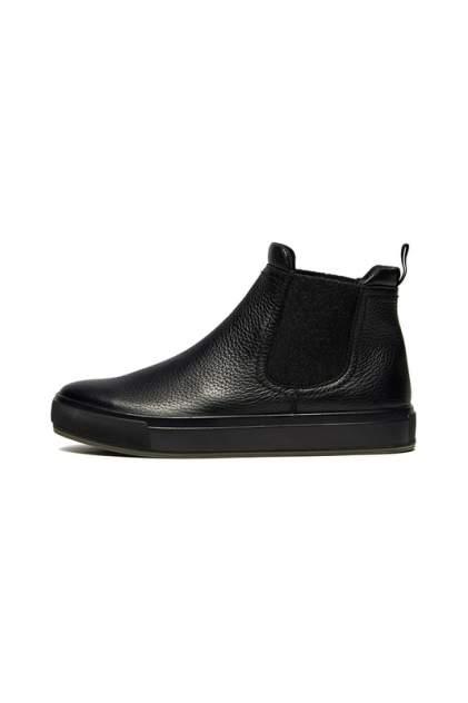 Ботинки женские Ralf Ringer 991213 черные 37 RU