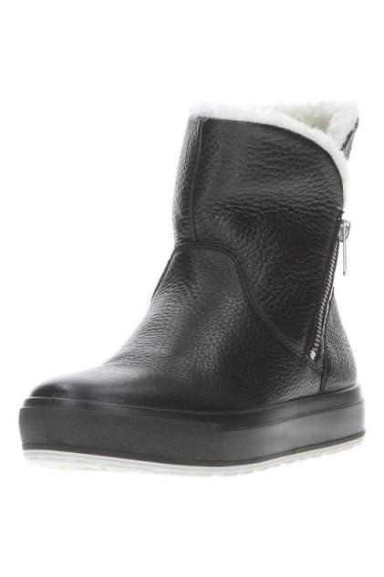 Ботинки женские Ralf Ringer 991209 черные 39 RU