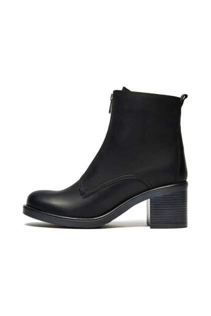 Ботинки женские Ralf Ringer 974207 черные 38 RU
