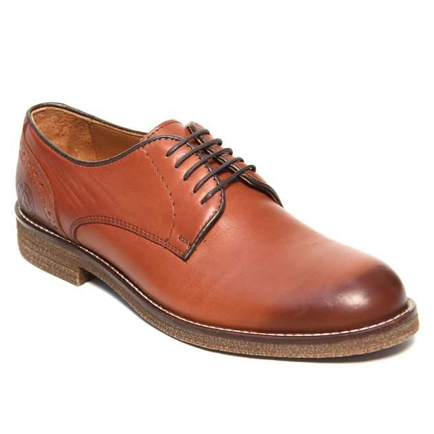 Туфли мужские Airbox 137636 коричневые 45 RU