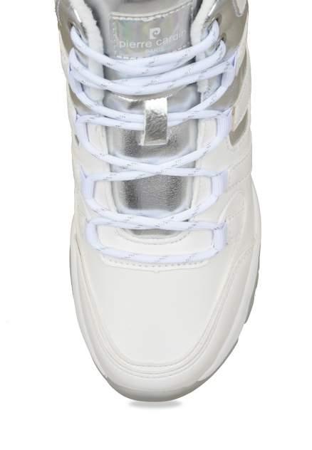 Кроссовки женские Pierre Cardin K1898-20A белые 39 RU