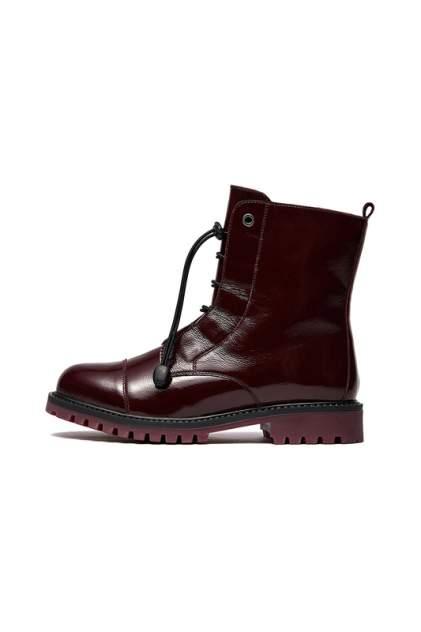 Ботинки женские Ralf Ringer 844211 красные 38 RU