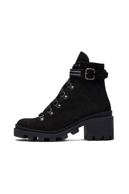 Ботинки женские Ralf Ringer 703202 черные 38 RU
